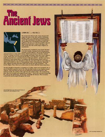 The Ancient Jews--Art Print