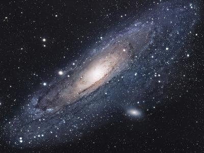 The Andromeda Galaxy-Stocktrek Images-Photographic Print