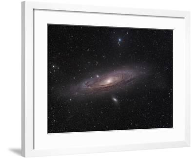 The Andromeda Galaxy-Stocktrek Images-Framed Photographic Print