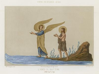 The Angel of Baptism--Giclee Print