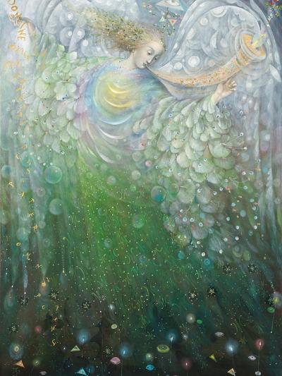 The Angel of Growth, 2009-Annael Anelia Pavlova-Giclee Print