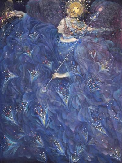 The Angel of Power, 2010-Annael Anelia Pavlova-Giclee Print