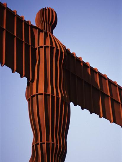 The Angel of the North, Newcastle Upon Tyne, Tyne and Wear, England, United Kingdom-James Emmerson-Photographic Print