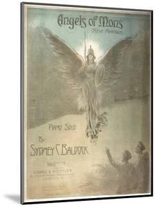 The Angels of Mons, Music Inspired by the Rumour of Angelic Intervention in the Fighting