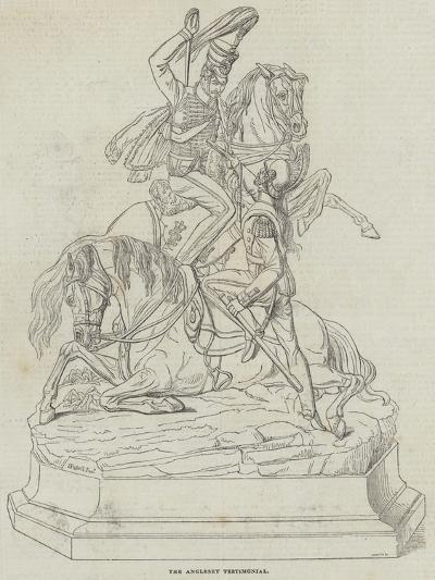 The Anglesey Testimonial--Giclee Print