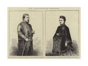 The Anglo-Moorish Marriage