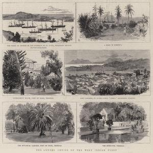 The Annual Cruise of the West Indian Fleet