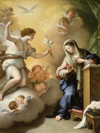 The Annunciation, 1712-Paolo Di Matteis-Giclee Print