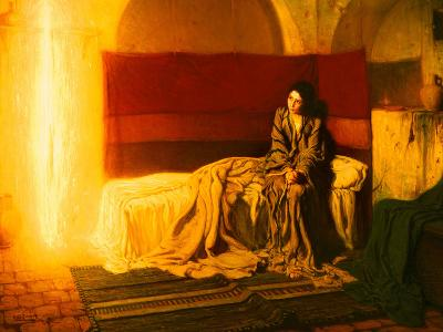 The Annunciation, 1898-Henry Ossawa Tanner-Giclee Print