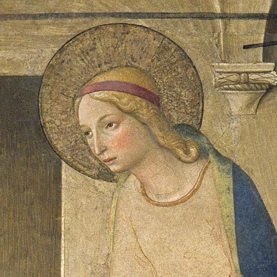 The Annunciation , c.1438-45-Fra Angelico-Giclee Print