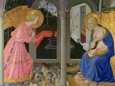 The Annunciation, C. 1440-Zanobi Strozzi-Giclee Print