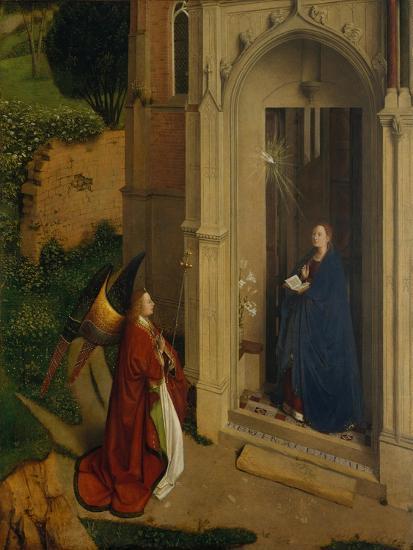 The Annunciation, c.1450-Petrus Christus-Giclee Print