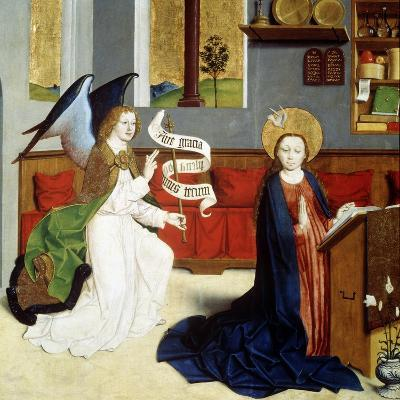 The Annunciation, C1470-C1480--Giclee Print