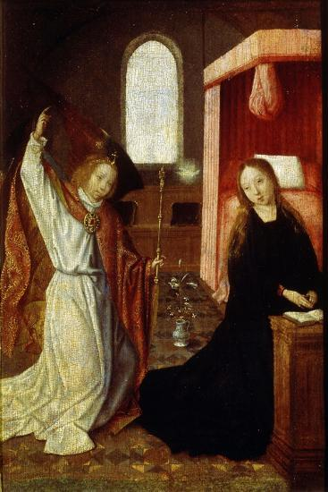 The Annunciation, Early 16th Century--Giclee Print