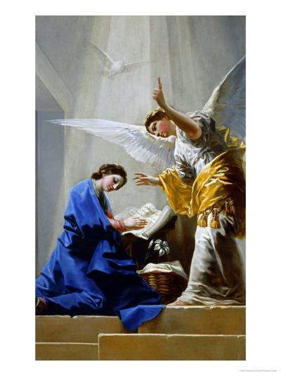 The Annunciation-Francisco de Goya-Giclee Print