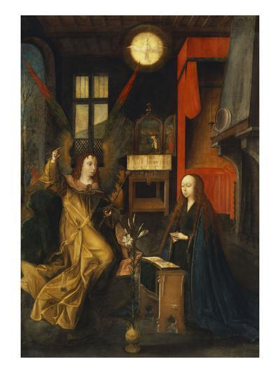 The Annunciation-Jan Provost (Circle of)-Giclee Print