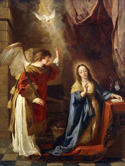 The Annunciation-Gaspar de Crayer-Giclee Print