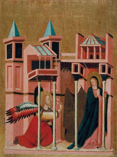 The Annunciation--Giclee Print