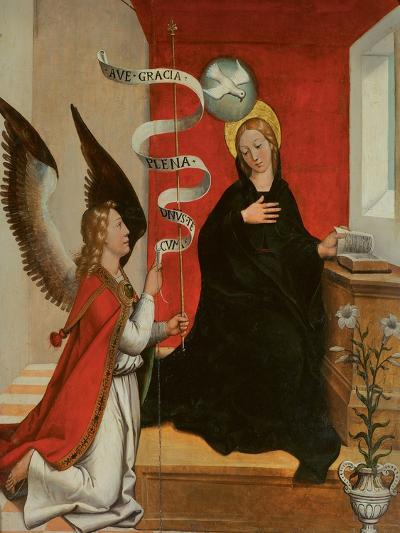 The Annunciation-Francisco de Comontes-Giclee Print