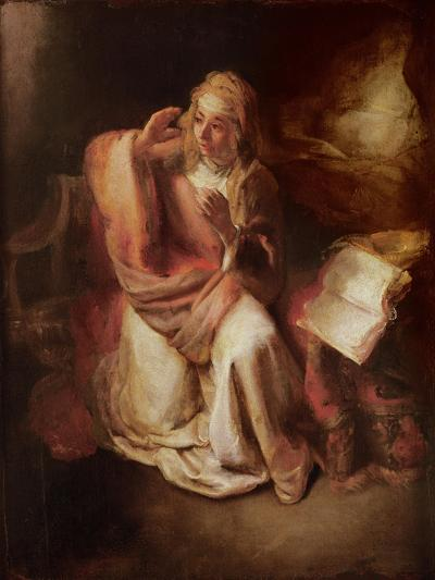 The Annunciation-Willem Drost-Giclee Print