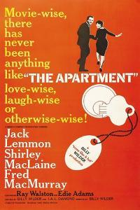 The Apartment, 1960, Directed by Billy Wilder