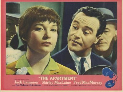 The Apartment, 1960--Art Print