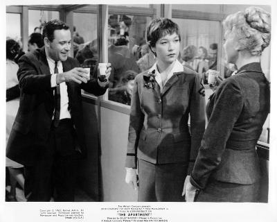 The Apartment (1960)--Photo