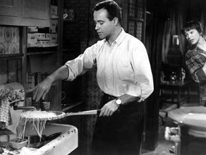 The Apartment, Jack Lemmon, Shirley MacLaine, 1960