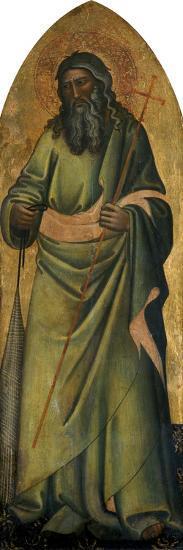 The Apostle Andrew, C.1370-Andrea Di Bonaiuto-Giclee Print
