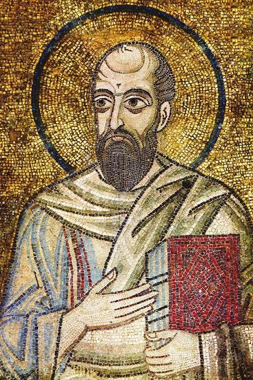 The Apostle Paul (Detail)--Giclee Print