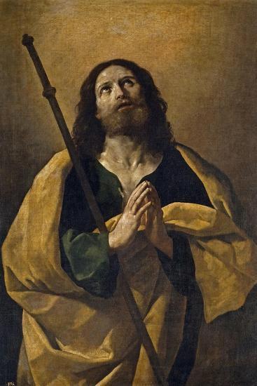 The Apostle Santiago, the Elder, 1618-1623, Italian School-Guido Reni-Giclee Print