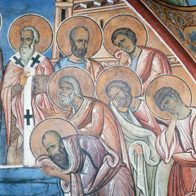 The Apostles Mourning the Virgin, 1192--Giclee Print