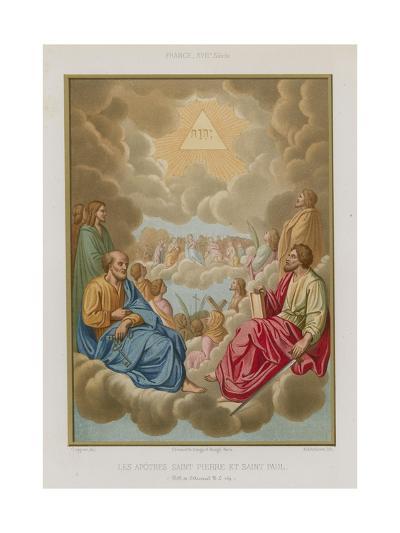The Apostles Saint Peter and Saint Paul--Giclee Print