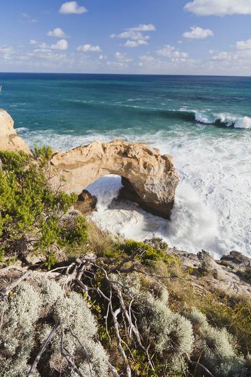 The Arch, Great Ocean Road, Shipwreck Coast, Australia-Martin Zwick-Photographic Print