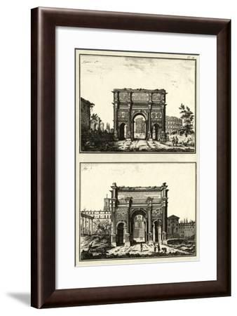 The Arch of Constantine-Denis Diderot-Framed Giclee Print