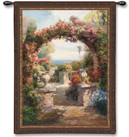 The Arch-Roberto Lombardi-Wall Tapestry