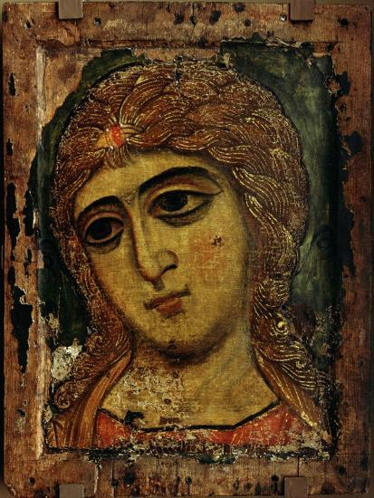 The Archangel Gabriel (The Angel With Golden Hair)--Giclee Print