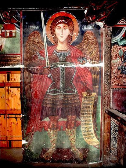 The Archangel Michael--Giclee Print
