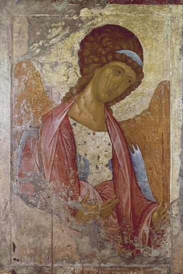 The Archangel Michael-Andrei Rublev or Andrej Rubljov-Giclee Print
