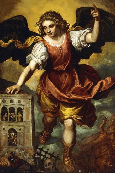 The Archangel St. Michael--Giclee Print