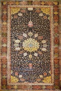 The Ardabil Carpet, C.1540