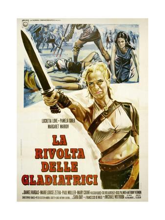 Download La rivolta delle gladiatrici movie movie