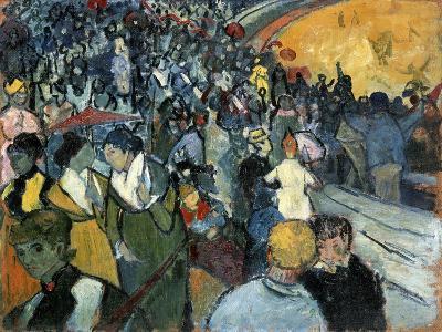 The Arena at Arles, 1888-Vincent van Gogh-Giclee Print