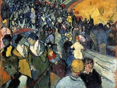 The Arena at Arles-Vincent van Gogh-Premium Giclee Print