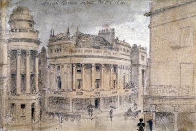The Argyll Rooms, Little Argyll Street, Westminster, London, C1830--Giclee Print