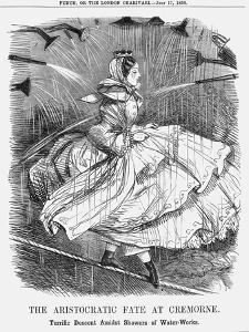 The Aristocratic Fate at Cremorne, 1858