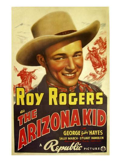 The Arizona Kid, 1939--Photo