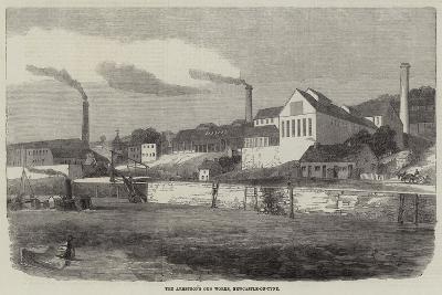 The Armstrong Gun Works, Newcastle-On-Tyne--Giclee Print