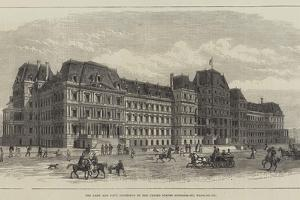 The Army and Navy Buildings of the United States Government, Washington