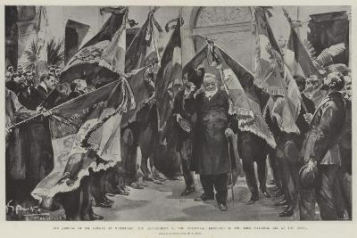 The Arrival of Mr Kruger at Marseilles-G.S. Amato-Giclee Print